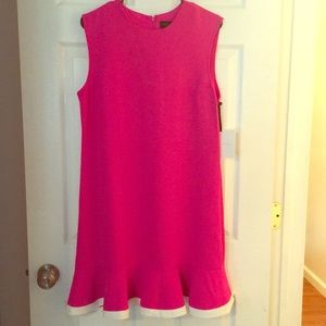 Pink sleeveless dress NWT